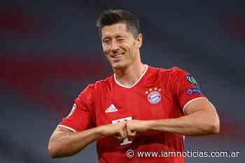 Bayern Munich también sacó pasaje a Lisboa - IAM Noticias