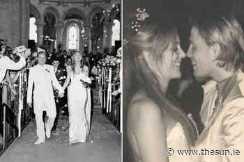 Westlife star Nicky Byrne marks 17th wedding anniversary to Georgina Ahern with adorable throwback snaps - The Irish Sun