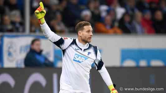 Bis 2023: Oliver Baumann verlängert in Hoffenheim - Bundesliga.de