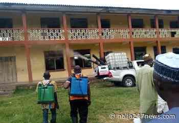 Kogi govt extends schools' fumigation to Eastern Senatorial district - Naija247news