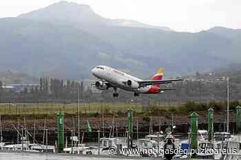 Hondarribia recupera los vuelos directos a Málaga - Noticias de Gipuzkoa