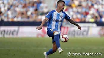 El Málaga deja escapar gratis a Iván Rodríguez a la Ponferradina - MARCA.com