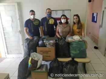 Univesp: Alunos do polo de Pirassununga arrecadam roupas para Fundo Social da cidade - Notícias de Campinas