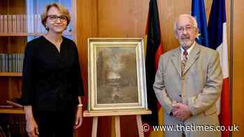 Verdun art show seeks rightful owners of Nazi loot - The Times