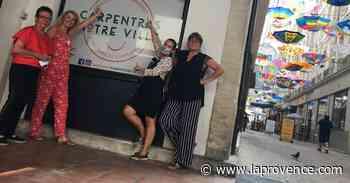 Carpentras : la boutique éphémère, le coup de pouce au petit commerce - La Provence
