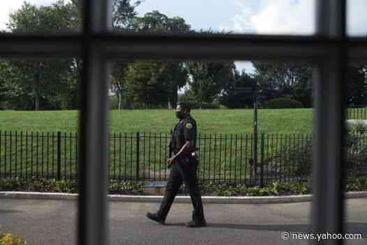 White House shooting: Video shows emergency responders treating person shot by Secret Service