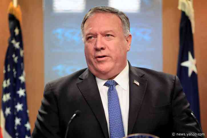 Pompeo says after Lai arrest, unlikely that China will rethink Hong Kong stance