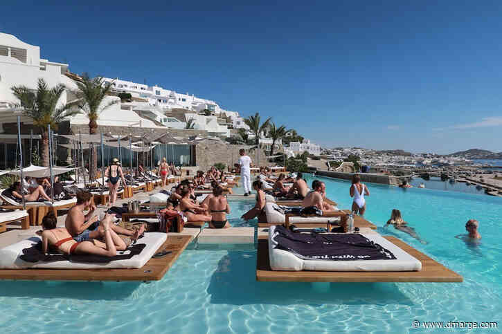 Wild Mykonos Parties Expose Big Problem With Europe's Pandemic Plan