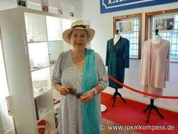 Geburtstagsfeier auf Burg Blankenstein in Hattingen: Marie-Luise Marjan besucht Ausstellung im Bügeleisenhaus - Hattingen - Lokalkompass.de