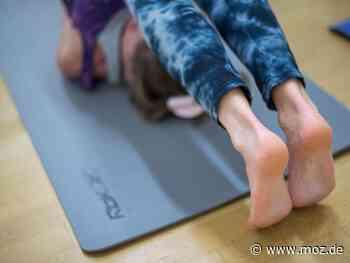Entspannung und Fitness: Kurse für Yoga und Meditation in Bad Belzig - Märkische Onlinezeitung