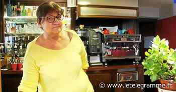 Valérie Jove, une arrivée tardive derrière le comptoir - Le Télégramme