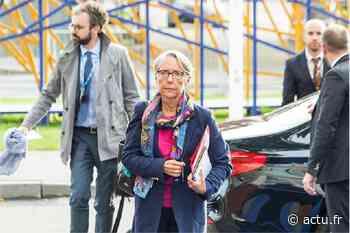 La ministre du Travail, Elisabeth Borne, en visite à Quimper et Concarneau - actu.fr