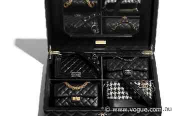 This $43,800 quilted Chanel box is full of mini Chanel bags