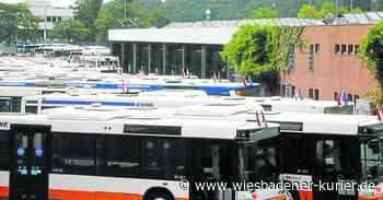 Fahrplanänderungen in Wiesbaden zum neuen Schuljahr