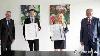 IHK Siegen/Olpe würdigt herausragende Forschungsarbeiten - WP News