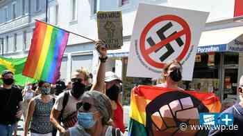 Olpe: Zahlreiche Menschen demonstrieren gegen rechten Hass - WP News