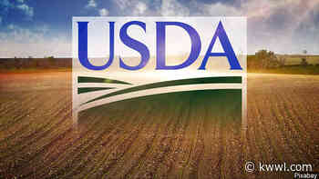 Secretary of Agriculture Naig addresses Monday's storms in latest crop condition report - kwwl.com
