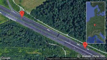 Karlsbad: Stau auf A 8 zwischen Am Kämpfelbach und Birkenwäldle in Richtung Karlsruhe - Staumelder - Zeitungsverlag Waiblingen