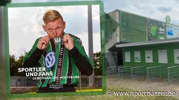 """""""Roy am Elsterweg"""": Wolfsburg-Fans sammeln Geld für große Präger-Plakatwand - Sportbuzzer"""