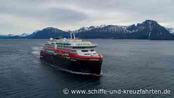 Corona auf der Roald Amundsen: Hurtigruten Manager Bent Martini legt Ämter nieder - Schiffe und Kreuzfahrten - Das Kreuzfahrtmagazin