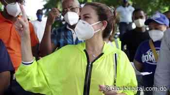 Video: Alcaldesa del Distrito Nacional en operativo en La Ciénaga - DiarioDigitalRD