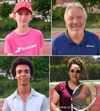 LE CREUSOT : Elles et Ils adorent le tennis et nous le disent (2) - Creusot-infos.com