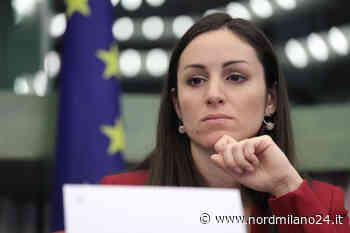Bresso, l'europarlamentare Eleonora Evi ha fatto visita al cantiere della vasca di laminazione nel Parco Nord - Nord Milano 24
