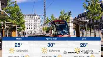 Météo Clermont-Ferrand: Prévisions du mardi 11 août 2020 - 20minutes.fr