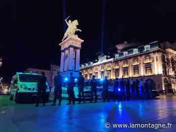 A Clermont-Ferrand comme ailleurs en France, les policiers de nuit font entendre leur malaise - Clermont-Ferrand (63000) - La Montagne