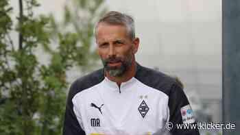 Gladbach trainiert ab Dienstag wieder - vor Zuschauern - kicker