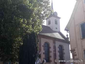 Découverte du protestantisme Schilickois Église protestante Schiltigheim - Unidivers
