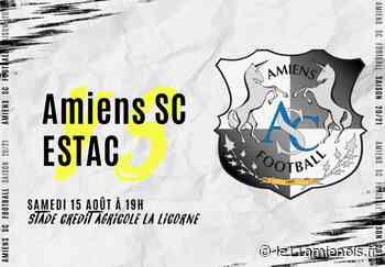Amiens SC - Troyes : la billetterie est ouverte ! - Le 11 Amiénois