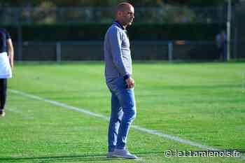 """Azouz Hamdane (AC Amiens) : """"A moi de tirer les enseignements"""" - Le 11 Amiénois"""