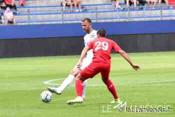 """Alexis Blin (Amiens SC) : """"On sait qu'on a du chemin à parcourir"""" - Le 11 Amiénois"""