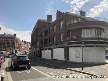 Amiens: un peu de mouvement dans les commerces du centre-ville - Courrier picard