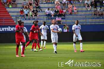 """Alexis Blin (Amiens SC) : """"Il faut faire face à la réalité"""" - Le 11 Amiénois"""