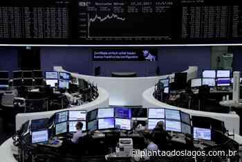 Bolsas da Europa fecham em leve alta nesta segunda - Plantão dos Lagos