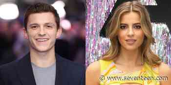Who is Tom Holland's Reported New Girlfriend Nadia Parkes? - Seventeen.com