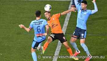 Brisbane Roar, Sydney FC in A-League draw - Parkes Champion-Post