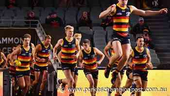 Crows coach defends physical AFL approach - Parkes Champion-Post