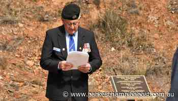 Vietnam Veterans Day recognises and remembers all who served - Parkes Champion-Post