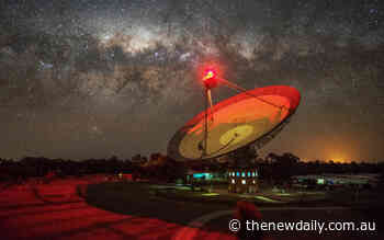An Aussie icon: Parkes dish added to the national heritage list - The New Daily