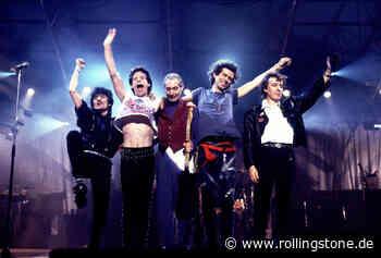 The Rolling Stones: Ihr legendäres Trump-Konzert aus 1989 erscheint als... - Rolling Stone