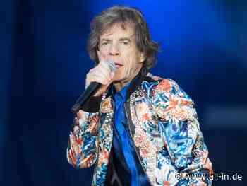 Legende: Mick Jagger wird 77: Rolling-Stones-Kollegen gratulieren - Kempten - all-in.de - Das Allgäu Online!