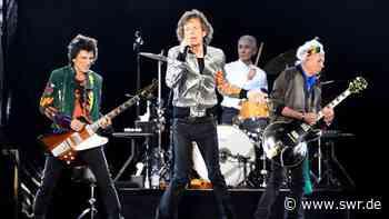 "Rolling Stones mit neuem Song ""Criss Cross"" - SWR"