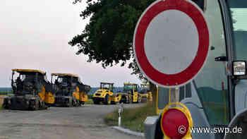 Umleitung B 463: Stetten bei Haigerloch setzt sich durch beim Landratsamt: Fuß vom Gas auf der gesamten Ortsdurchfahrt - SWP