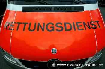 Esslingen: Frau bei Zusammenstoß zwischen Pkw und Bus leicht verletzt - Esslingen - esslinger-zeitung.de