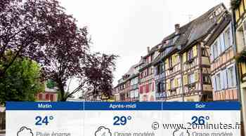 Météo Colmar: Prévisions du mardi 11 août 2020 - 20minutes.fr