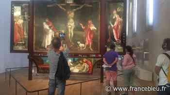 La relance éco : le musée Unterlinden de Colmar se réinvente, pour reconquérir le public - France Bleu