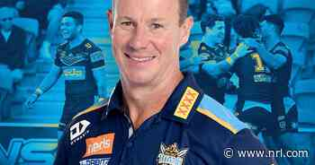 Titans plan to remove Holbrook from coaching merry-go-round - NRL.COM
